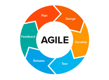 In a nutshell, Agile is explained in the picture.